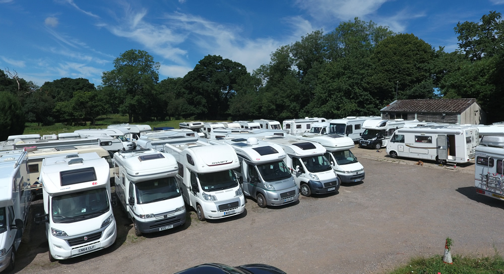 STJ Motorhomes Reading Berkshire